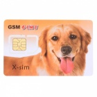 SIMMAX GSM 6-Number-in-1 SIM Card with USB Card Reader/Writer and Cloning Software