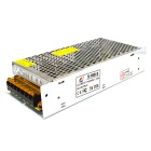 5V 20A Iron Case Power Supply - Silver (AC 110~220V)