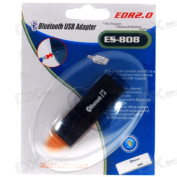 Bluetooth 2.0 EDR USB Dongle