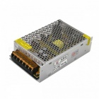 24V 3A Iron Case Power Supply - Silver (AC 110~220V)