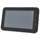 "A09 7.0"" Capacitive Screen Android 2.3 Tablet PC w/ WiFi / Camera / HDMI / TF - Black (8GB)"