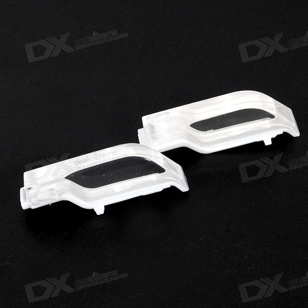 Replacement Shoulder L+R Buttons for PSP Slim/2000 (2-Piece Set)