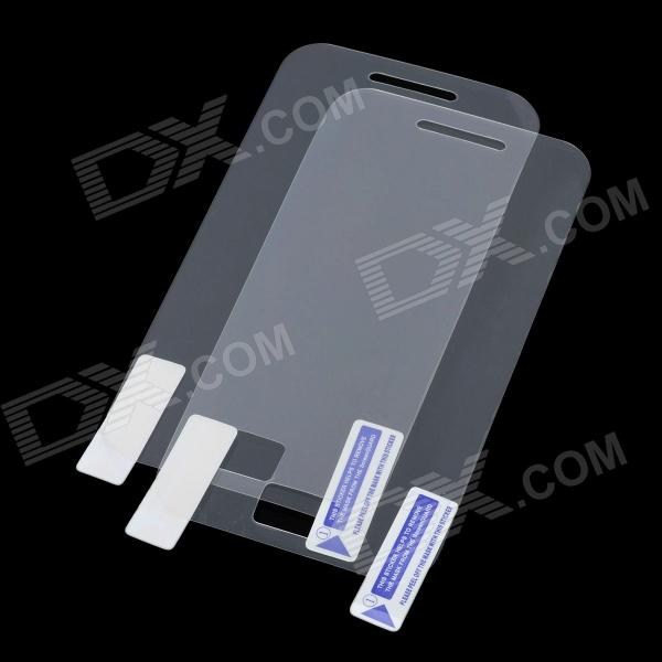 Glossy Screen Guard Protector for Samsung Galaxy ACE / S5830 (Pair)