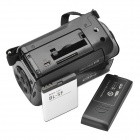 "3MP Digital Video Camcorder w/ 4X Digital Zoom / AV-Out / SD (2.4"" LCD)"
