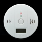 Security Carbon Monoxide Alarm (85db/3 x AA)