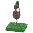 Plants vs Zombies Figure PVC Toy Doll - Coffee Bean