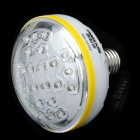 TGX-AD302 E27 24-LED 2-Mode Rechargeable Energy Saving White Light Lamp (110-220V)