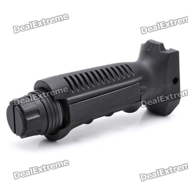 RS MOD Rifle Front Rail Hand Grip Foregrip - Black