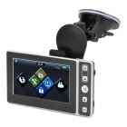 "4.3"" Touch Screen Win Mobile 6.1 GPS Navigator (Europe Map) + CMOS Car DVR Camcorder w/ TF/Mini USB"