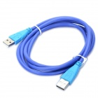USB 2.0 Male to Male Connection Cable - Blue (150cm)