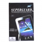 Protective Screen Protector Guard for Samsung P6220 - Transparent