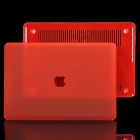 Simple Frosted Protective PC Case for MacBook Pro 15
