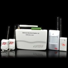 Home Security Wireless GSM Dual-Band Alarm System Set