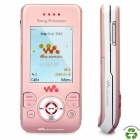 Sony Ericsson W580i GSM Walkman Phone w/ 2.0