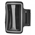 Stylish Sports Armband for Iphone / Ipod Touch Series - Black + Grey