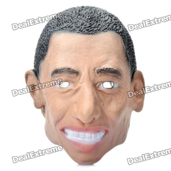 Stylish Obama Figure Costume Mask