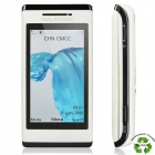Refurbished Sony Ericsson U10i / Aino WCDMA Slide Phone w/ 3.0 Capacitive, Wi-Fi and GPS - White