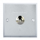Aluminum Alloy Door Release Button Switch for Electric Access Control (DC 12V)