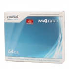 "Genuine Crucial 2.5"" SATA SSD Solid State Drive (64GB)"