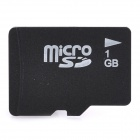 Подлинная KINGSTON Micro SD / TF Memory Card W / SD адаптер (1GB)