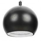 Modern 9W 850LM Warm White Light 9-LED Pendant Lamp - Black (AC 85~265V)