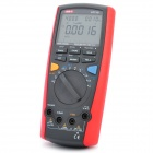 "UNI-T UT71D 2.9"" LCD Digital Multimeter - Red + Grey (1 x 9V 6F22)"
