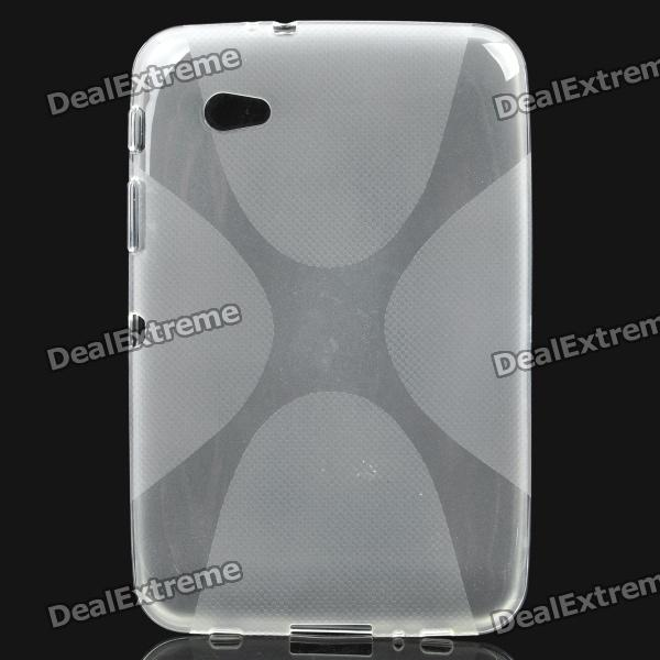 Protective TPU Back Case for Samsung P6200 Galaxy Tab 7.0 ...