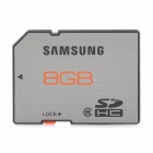 Подлинный Samsung Класс 6 SDHC Card - Silver Grey (8GB)