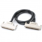 WingTurn HPDB 100 SCSI 100 Pin to 100 Pin M-M Connection Cable (Screw / 1M-Length)