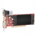 ATI Radeon HD5450 1GB DDR3 PCI / PCI-X Graphic Card - Red