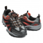 Guciheaven Outdoor Sports Shoes - Black + Red (EUR Size 43 / Pair)