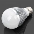 E27 5W 7000K 500-Lumen 25-5050 SMD LED White Light Bulb (AC 85 ~ 265V)