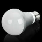 E27 5W 7000K 500LM 25x5050 LED White Light Bulb (85~265V)