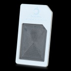Micro Sim Card to Standard Sim Card Adapter for Iphone 4 / Ipad - White