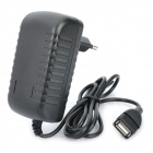 Replacement Power Supply AC Adapter for Asus - Black (EU Plug / 110cm)