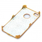 Super Slim Protective Case Cover for Iphone 4/4S - Golden + Black