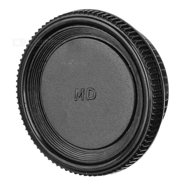 Universal Lens and Body Covers for Minolta/MD Cameras