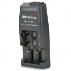 UltraFire 3.6/3.7V Battery Charger - Black