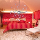 Stylish Crystal Chandelier (AC 220-240V)