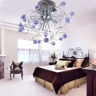 Stylish Crystal Chandelier (AC 110-120V)