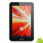 "Samsung P6200 Galaxy Tab 7.0 Plus Android 3.2 WCDMA Tablet Phone w/7.0"" Capacitive - White (16GB)"