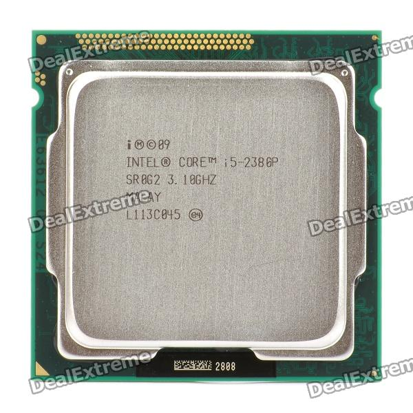 Intel Core i5-2380P Sandy Bridge 3.1GHz LGA 1155 Quad-Core Desktop Processor