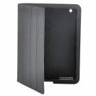 Fashion Protective Smart Cover Case for New iPad - Black