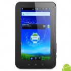 "7"" Capacitive Screen Android 4.0 Tablet w/ WiFi / Camera / 3G Compatible - Black (A10 1.5GHz / 4GB)"