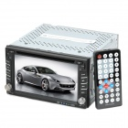 "6,2 ""Touch Screen Win CE6.0 Car DVD-Player GPS Navigator w / Bluetooth / FM / AM / Analog TV - Schwarz"