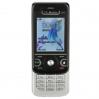 "K500 GSM TV Flip Phone w/2.2"" TFT Screen, Dual SIM and FM - Black"