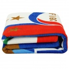 Italien National Football / Soccer Team-Pattern Bath Beach Towel