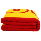 Spanish National Football/Soccer Team Pattern Bath Beach Towel