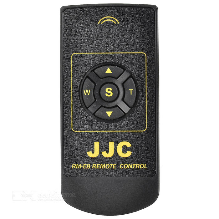 JJC Card Style Compact IR Remote for Olympus Cameras (E8)