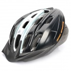 Cool Sports Cycling Helmet - Grey + Black (Size-L)